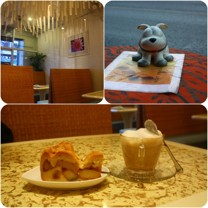 кафе в Бангкоке