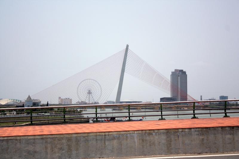 фотография мостов Дананга, Вьетнам