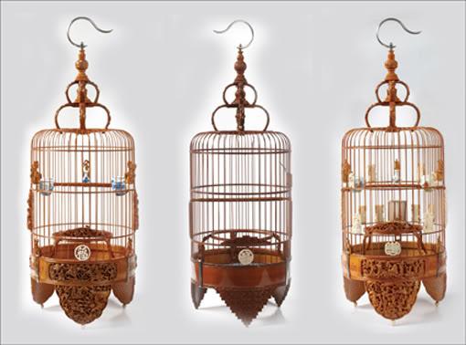 вьетнамская клетка для птиц
