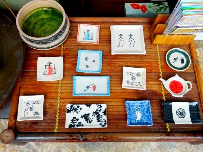 Ханой, керамика, фото