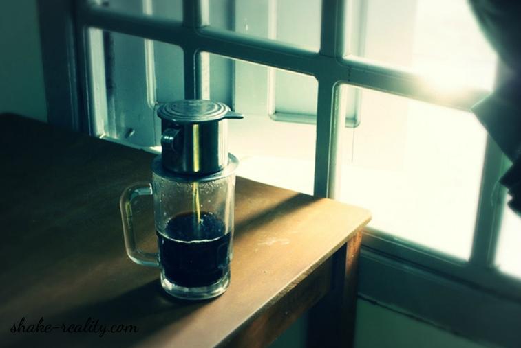 кофе во вьтенаме | Shake-Reality.com
